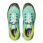 کفش دوی کوهستان زنانه سالومون - Salomon Shoes Wings Pro 2 W Lucitegreen/Bubbleblue/Gec