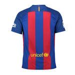 تی شرت فصل 17-2016 باشگاه بارسلونا - Nike Fcb M Ss Hm Stadium Jsy