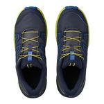 کفش دوی کوهستان بچه گانه سالومون - Salomon Shoes Speedcross K Ombre Blue/Sulphur Sp