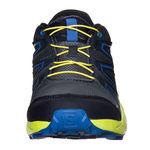 کفش دوی کوهستان نوجوان سالومون - Salomon Shoes Speedcross J Ombre Blue/Sulphur Sp