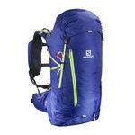 کوله پشتی 40 لیتری سالومون - Salomon Bag Peak 40 Surf The Web/ Lime Punch