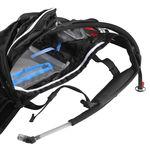 کوله پشتی 12 لیتری سالومون - Salomon Bag Agile 12 Set Black/Iron/White
