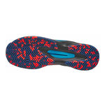 کفش تنیس مردانه ویلسون - Wilson Men`s Kaos Comp Hawaiin O/Navy Blaze/Fier