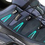کفش طبیعت گردی زنانه سالومون - Salomon Shoes X Ultra Ltr Gtx W Slateblue/Deepblue/Spa