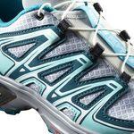 کفش دوی کوهستان زنانه سالومون  - Salomon Shoes Wings Flyte 2 W Pearl Blue/Deep Te