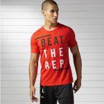 تی شرت ورزشی مردانه ریباک - Reebok Les Mills Bodypump Men Tee