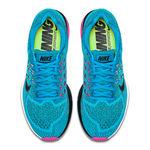 نمای بالا کفش دوی زنانه نایک - Nike W Air Zoom Structure 18