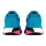 نمای پشت کفش دوی زنانه نایک - Nike W Air Zoom Structure 18