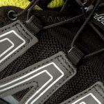 کفش دوی مردانه سالومون - Salomon X-Mission 3 M Black/Magnet/Sul