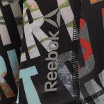 شلوار ورزشی استرچ زنانه ریباک - Reebok Tight Run Allover Printed