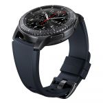 بند سیلیکونی ساعت گیر اس 3 سامسونگ - Samsung Gear S3 Active Silicone Band Black