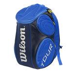 نمای سه بعدی کوله پشتی تنیس ویلسون - Wilson Tour Molded Lg Backpack J
