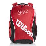 نمای جلو کوله پشتی تنیس ویلسون - Wilson Federer Prem Backpack Rdw