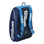 نمای پشت ساک تنیس ویلسون - Wilson Tour Molded 15Pk Bag Jce