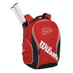 نمای سه بعدی کوله پشتی تنیس ویلسون - Wilson Federer Prem Backpack Rdw