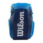 نمای جلو کوله پشتی تنیس ویلسون - Wilson Tour Molded Lg Backpack J