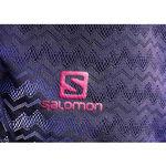 شورت ورزشی زنانه سالومون - Salomon Elevate Short W Nightshade Grey
