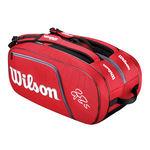 ساک تنیس ویلسون - Wilson Federer Elite Bag RD