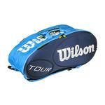 نمای سه بعدی ساک تنیس ویلسون - Wilson Tour Molded 15Pk Bag Jce