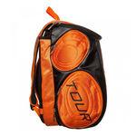 نمای جانب کوله پشتی تنیس ویلسون - Wilson Burn Molded Lg Backpack Bkor