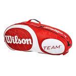 نمای سه بعدی ساک تنیس ویلسون - Wilson Team 9Pk Bag Rdwh