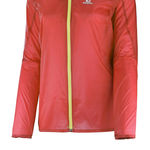 کاپشن بادگیر زنانه سالومون - Salomon Fast Wing Jacket W Coral