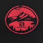 تی شرت ورزشی زنانه سالومون - Salomon Legned Ss Tee W Bk/Lotus