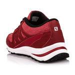 کفش دوی بچه گانه سالومون - Salomon Shoes Sencity J Quick/Flea/Black