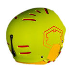 هلمت اسکی اوت آو - Out of WIPEOUT YELLOWORANGE HELMET