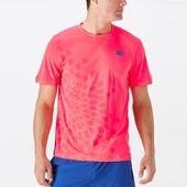 تی شرت تنیس مردانه ویلسون - Wilson Men's Summer Aperta Crew