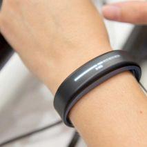 دستبند تندرستی ویوو اسمارت گارمین - Garmin Vívosmart Activity Tracker Purple