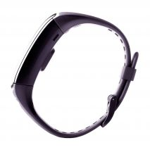 دستبند تندرستی ویوو اسمارت اچ آر گارمین - Garmin Vívosmart HR Activity Tracker Purple Regular