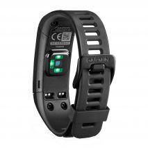 دستبند تندرستی ویوو اسمارت اچ آر گارمین - Garmin Vívosmart HR Activity Tracker Black Regular