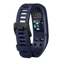 دستبند تندرستی ویوو اسمارت اچ آر گارمین - Garmin Vívosmart HR Activity Tracker Blue Regular