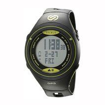 ساعت کراس کانتری مشکی/زرد سولئوس - Soleus GPS Cross Country Watch Black/Lime