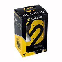 ساعت جی پی اس سول مشکی/طوسی سولئوس - Soleus GPS Sole HRM Watch Black/Grey
