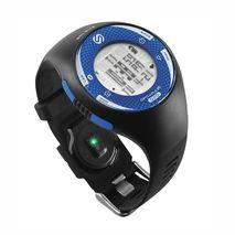 ساعت پالس بلوتوث دار مشکی/آبی سولئوس - Soleus Pulse Ble HRM Watch Black/Blue