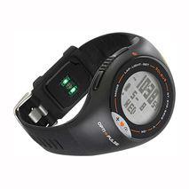ساعت پالس مشکی/نارنجی سولئوس - Soleus Pulse HRM Watch Black/Orange