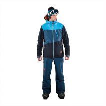 کاپشن اسکی مردانه اتمیک - Atomic Ridgeline Shell Jacket M Blk/Sh/El