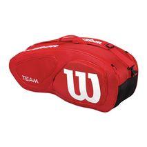 ساک تنیس ویلسون - Wilson Team II 6Pk Bag Rd