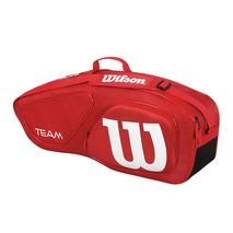 ساک تنیس ویلسون - Wilson Team II 3Pk Bag Rd