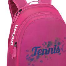 کوله پشتی تنیس بچه گانه ویلسون - Wilson Match Jr Backpack Pkbl