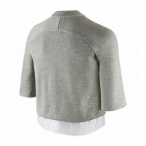 سوئت شرت ورزشی زنانه نایک - Nike Tech Fleece Cropped Splatter Women's Jacket