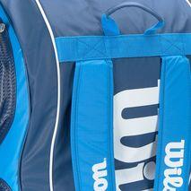ساک تنیس ویلسون - Wilson Tour V 15 Pack Blue