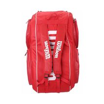 ساک تنیس ویلسون - Wilson Tour V 15 Pack Red
