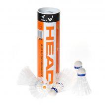 توپ بدمینتون بسته 6 تایی هد - (Head Air Performance 100 (6pcs tube