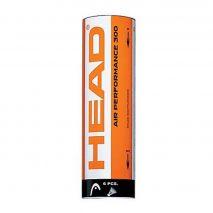 توپ بدمینتون بسته 6 تایی هد - (Head Air Performance 300 (6pcs tube