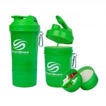 شیکر 600 میلی لیتری رنگ سبز اسمارت شیک - Smart Shake Original Bottle Green 600ml