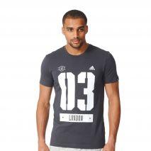 تی شرت ورزشی مردانه آدیداس - Adidas Adi 03 London T-Shirts