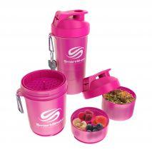 شیکر 600 میلی لیتری رنگ صورتی اسمارت شیک - Smart Shake Original Bottle Pink 600ml